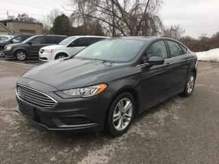 Used 2018 Ford Fusion for sale in London, ON