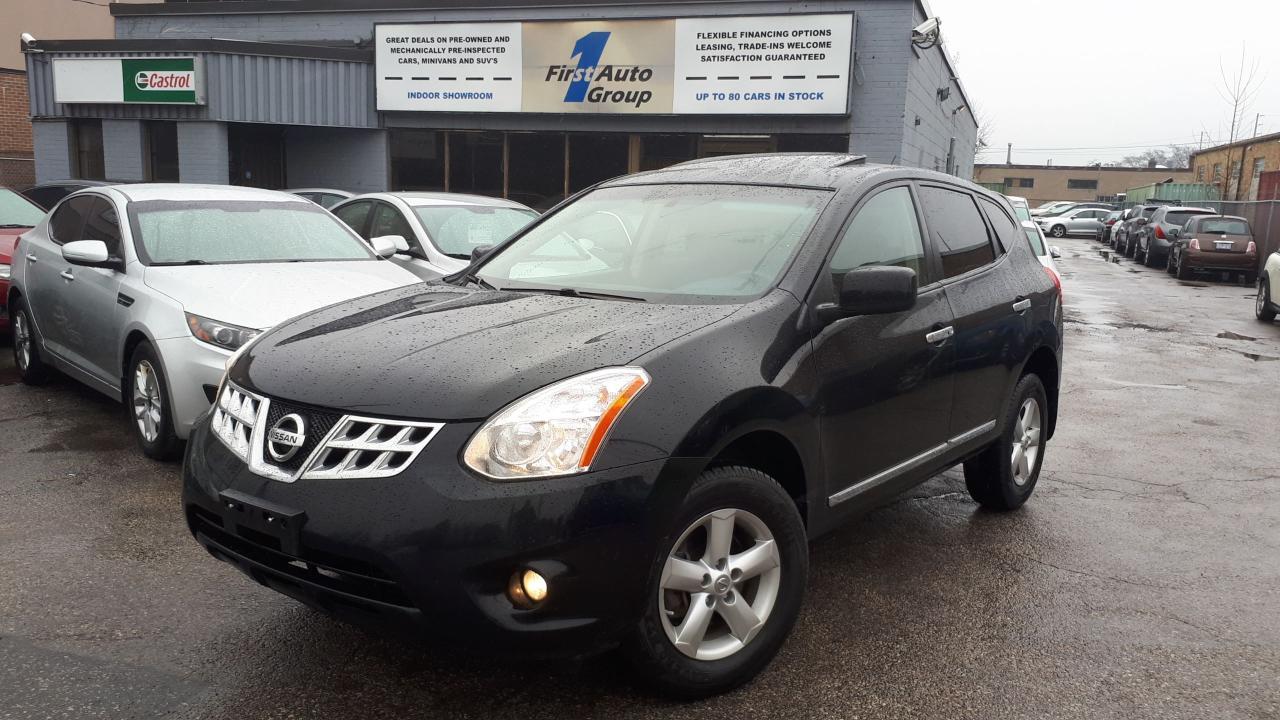 Photo of Black 2009 Nissan Rogue