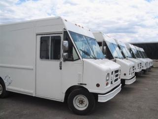 Used 2007 Utilimaster WORK HORSE 16 ft step van workhorse for sale in Mississauga, ON