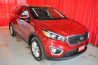 Used 2016 Kia Sorento 2.4L LX | AWD | One Owner for sale in Listowel, ON
