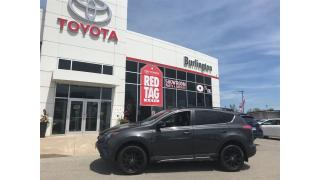 New 2018 Toyota RAV4 XLE for sale in Burlington, ON