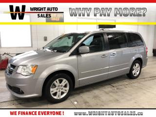 Used 2017 Dodge Grand Caravan Crew 7 PASSENGER KEYLESS ENTRY 63,250 KMS for sale in Cambridge, ON