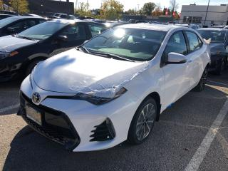 New 2019 Toyota Corolla SE for sale in Burlington, ON