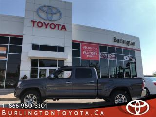 Used 2015 Toyota Tacoma LIMITED WARRANTY for sale in Burlington, ON