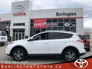 Used 2016 Toyota RAV4 LE EXTENDED WARRANTY for sale in Burlington, ON