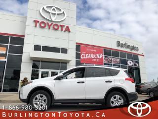 Used 2013 Toyota RAV4 LE ALL WHEEL DRIVE for sale in Burlington, ON