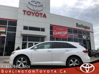Used 2014 Toyota Venza V6 Limited for sale in Burlington, ON