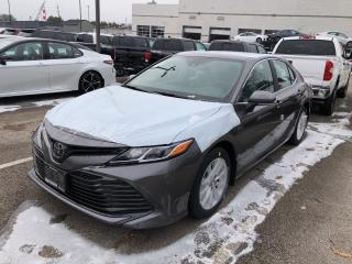 New 2019 Toyota Camry LE for sale in Burlington, ON