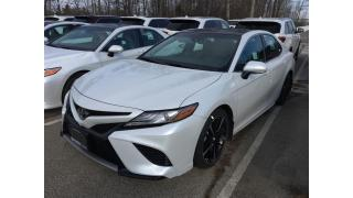 New 2018 Toyota Camry XSE V6 for sale in Burlington, ON
