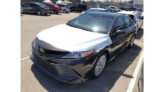 New 2018 Toyota Camry XLE for sale in Burlington, ON