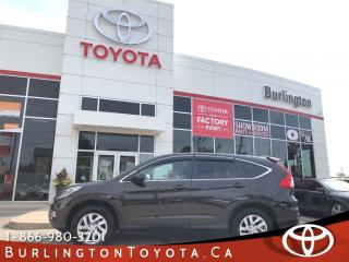 Used 2015 Honda CR-V EX-L AWD for sale in Burlington, ON