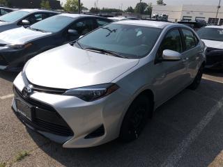 New 2019 Toyota Corolla LE ECO for sale in Burlington, ON