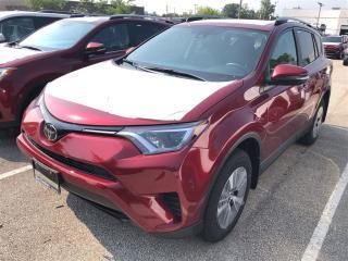 New 2018 Toyota RAV4 LE for sale in Burlington, ON