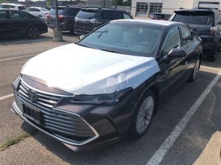 New 2019 Toyota Avalon Limited for sale in Burlington, ON