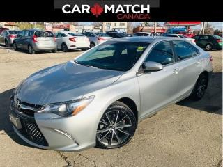 Used 2015 Toyota Camry XSE / LEATHER / NAV / ONLY 65KM for sale in Cambridge, ON