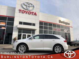 Used 2015 Toyota Venza EXTENDED WARRANTY for sale in Burlington, ON