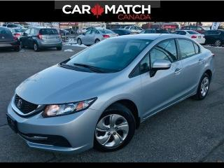 Used 2015 Honda Civic LX / *AUTO* / AC / POWER GROUP for sale in Cambridge, ON