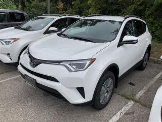 New 2018 Toyota RAV4 LE for sale in Burlington, ON