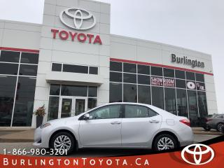 Used 2018 Toyota Corolla LE GREAT VALUE for sale in Burlington, ON