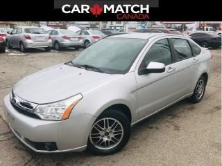 Used 2010 Ford Focus SE / *AUTO* / AC / ONLY 101KM for sale in Cambridge, ON