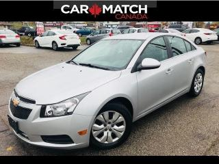 Used 2013 Chevrolet Cruze LT TURBO / *AUTO* / AC / ONLY 43KM for sale in Cambridge, ON