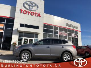 Used 2013 Nissan Rogue S SUNROOF,AWD for sale in Burlington, ON