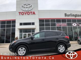 Used 2015 Toyota RAV4 LEALL WHEEL DRIVE for sale in Burlington, ON