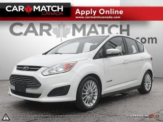 Used 2013 Ford C-MAX SE / ALLOY'S / ONLY 67KM for sale in Cambridge, ON