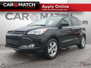 Used 2016 Ford Escape SE / ALLOY'S / HTD SEATS / REVERSE CAMERA for sale in Cambridge, ON