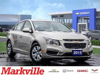 Used 2015 Chevrolet Cruze LT-GM CERTIFIED PRE-OWNED- 1 OWNER-CLEAN! for sale in Markham, ON