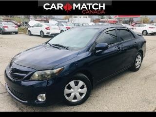 Used 2013 Toyota Corolla CE / *AUTO* / AC / POWER GROUP / HTD SEATS for sale in Cambridge, ON