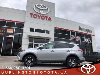 Used 2017 Toyota RAV4 LE EXTENDED WARRANTY for sale in Burlington, ON