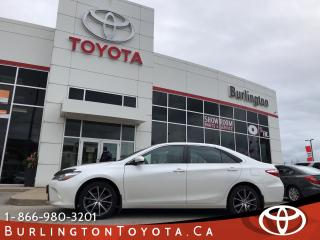 Used 2015 Toyota Camry XSE LOADED for sale in Burlington, ON