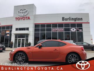 Used 2017 Toyota 86 coupe for sale in Burlington, ON
