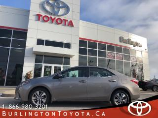 Used 2015 Toyota Corolla LE ECO Tech for sale in Burlington, ON