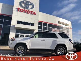 Used 2016 Toyota 4Runner SR5 LOADED for sale in Burlington, ON