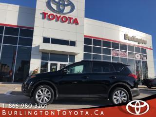 Used 2013 Toyota RAV4 LIMITED  for sale in Burlington, ON