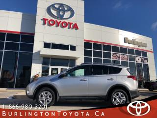 Used 2015 Toyota RAV4 LE EXTENDED WARRANTY for sale in Burlington, ON