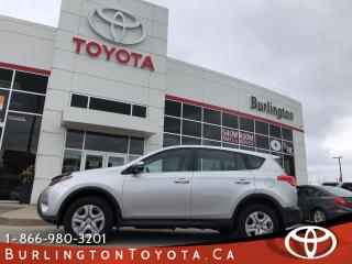 Used 2015 Toyota RAV4 LE for sale in Burlington, ON