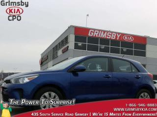 Used 2018 Kia Rio LX+| Backup Cam| Bluetooth| Heat Steer for sale in Grimsby, ON