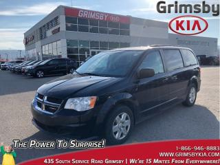 Used 2011 Dodge Grand Caravan SE| 3rd Row| Certified| 1 Owner! for sale in Grimsby, ON