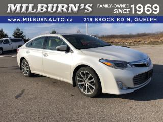 Used 2015 Toyota Avalon Limited for sale in Guelph, ON