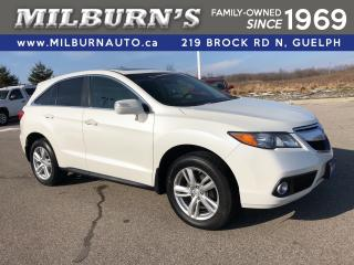 Used 2015 Acura RDX V6 AWD for sale in Guelph, ON