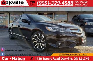 Used 2017 Acura ILX A-SPEC | LEATHER | NAVI | SUNROOF | B/U CAM for sale in Oakville, ON