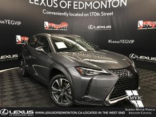 New 2019 Lexus UX 250H Premium Package for sale in Edmonton, AB