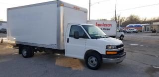 """Used 2016 Chevrolet Express G3500 177"""" for sale in Kitchener, ON"""