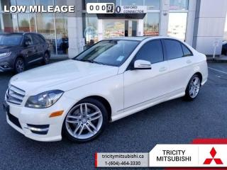 Used 2012 Mercedes-Benz C-Class C 250  - Low Mileage for sale in Port Coquitlam, BC