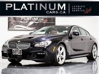Used 2013 BMW 650i xDrive Gran Coupe M-SPORT,EXEC PKG, B&O, Navi for sale in Toronto, ON