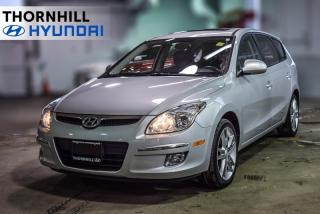 Used 2011 Hyundai Elantra Touring GLS Sport for sale in Thornhill, ON