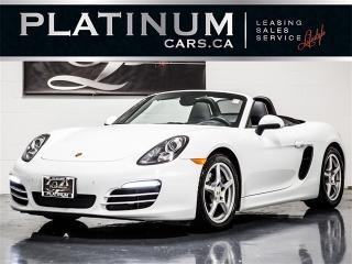 Used 2013 Porsche Boxster PDK, NAVI, Park ASSIST, BOSE, Heated Seats for sale in Toronto, ON